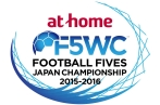 F5WC JAPAN CHAMPIONSHIP 2015‐2016